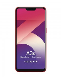OPPO A3s | 2GB RAM |16 GB | Red