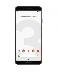 Google Pixel 3 | 4GB | 64GB | Clearly White | Refurbished