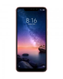 Mi Redmi Note 6 Pro | 4GB | 64GB | Rose Gold