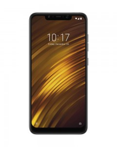 POCO F1 by Xiaomi | 6GB | 128GB | Graphite Black