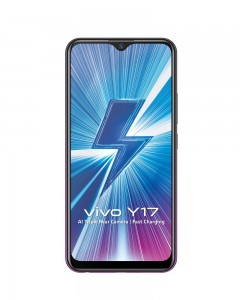 Vivo Y17 | Mystic Purple | 4GB RAM |128GB Storage