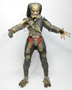 Predator Scale Ultimate Jungle Hunter Action Figure