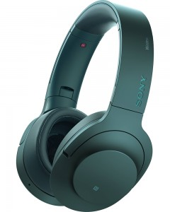 Sony MDR-100ABN | Wireless Headphones | Blue