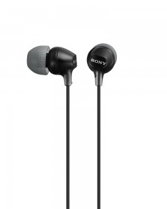 Sony MDR-EX15LP | In-Ear Headphones | Black