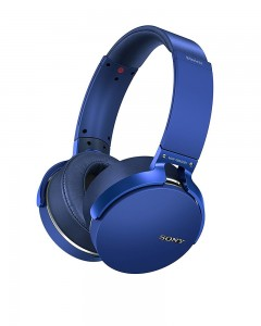 Sony MDR-XB950B1 | Wireless Headphones | Blue |