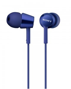 Sony MDR EX150 | In-Ear Headphones | Blue |