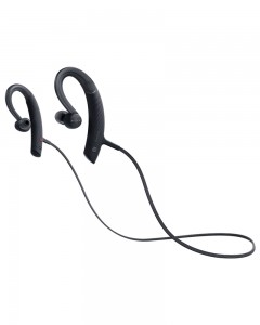 Sony MDR XB80BS | In-Ear Sports Headphones | Black