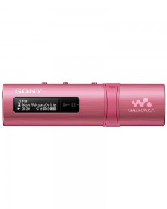 Sony NWZ-B183 Walkman | 4GB | Music Player | Pink