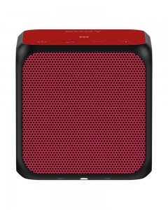 Sony SRS-X11 | Portable Bluetooth Speaker | Red