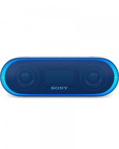 Sony SRS-XB20 Extra Bass Bluetooth Speaker | Blue