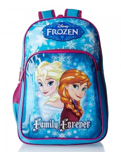 Frozen Blue and Purple Children's Bag (Age group :3-5 yrs)