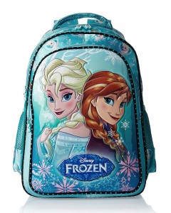 Frozen Turquoise Children's Bag (Age group :6-8 yrs)