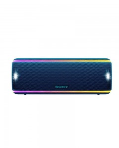 Sony SRS-XB31 | Extra Bass Portable Waterproof Wireless Speaker with Bluetooth and NFC (Blue)