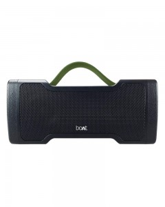 Boat Stone 1000 Bluetooth Speaker with Monstrous Sound | Black