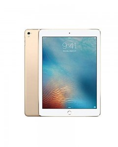 Apple iPad Pro Tablet (9.7 inch, 32GB, Wi-Fi Only, Gold) Refurbished