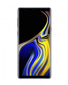 Samsung Galaxy Note 9 | Ocean Blue | 128 GB | 6GB | Renewed