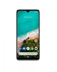 Xiaomi Mi A3 | More Than White | 6GB RAM | 128GB