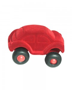 Rubbabu - The Little People's Car (Red)