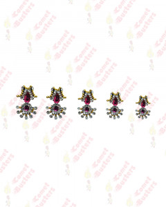 Comet Busters Nail Art Nail Jewels Stick Ons