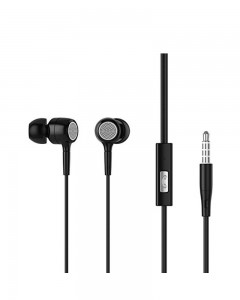 Philips IN-SHE1515BK/94 Headset with Mic | Black