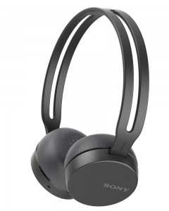 Sony WH-CH400 Wireless Headphones (Black)