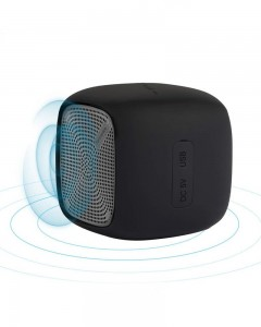 Portronics Bounce POR-952 | Portable Bluetooth Speaker | With FM | Black