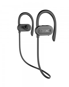 Boat Rockerz 265 Sports | in-Ear Wireless Earphones | Active Black