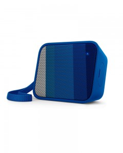 Philips BT110A/00 Splash-Proof Wireless Portable Bluetooth Speaker | Blue