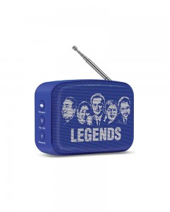 Saregama Carvaan | Mini | 2.0 Bluetooth Speaker | Regal Blue