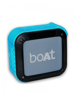 Boat Stone 210 Portable Bluetooth Speakers | Blue