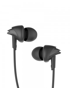 Boat BassHeads 100 Hawk Inspired Earphones with Mic | Black