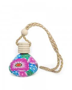 Comet Busters Eco Friendly Hanging Fragrance Diffuser For Car and Room (Blaze)