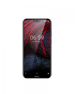 Nokia 6.1 Plus | 4GB | 64 GB | Black | Refurbished