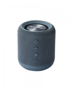 Portronics SoundDrum Bluetooth 4.2 Stereo Speaker (Blue)
