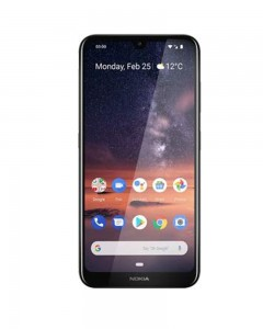 Nokia 3.2 | Black | 3GB RAM | 32GB | Renewed