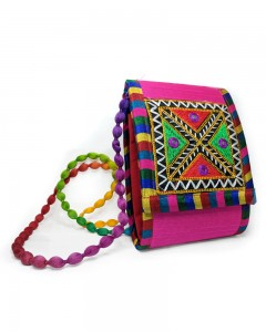 Comet Busters Handcrafted Embroidered Rajasthani Sling Bag Bag for Women