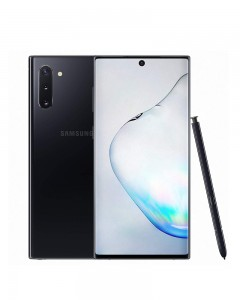 Samsung Galaxy Note 10+ | Aura Black | 12 GB RAM | 256GB