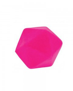Rubbabu - Pink Lunar Module Ball 2 (Large)