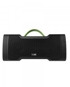 Boat Stone 1010 Bluetooth Speaker with Monstrous Sound | Black