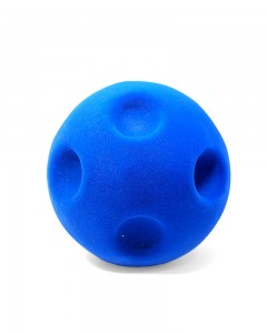 Rubbabu - Blue Crater Ball (Large)
