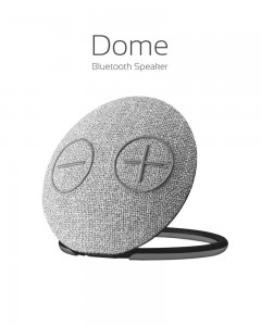 Portronics Dome | Brown