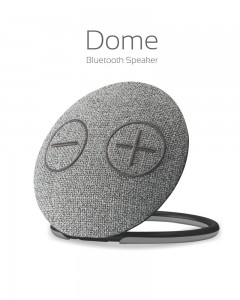 Portronics Dome | Grey