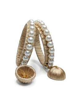 Comet Busters Beautiful Pearl Bangle Set for Women