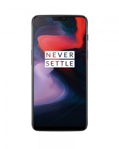 OnePlus 6 | Mirror Black | 8 GB | 128 GB | Renewed