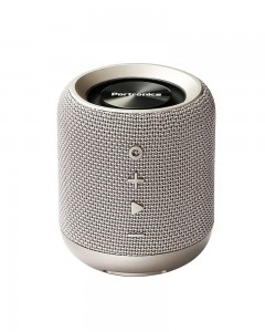 Portronics SoundDrum Bluetooth 4.2 Stereo Speaker (Grey)