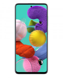 Samsung Galaxy A51 | Prism Crush Blue | Dual Sim | 6GB | 128GB