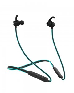 Boat Rockerz 255R | Reloaded Version | Sports Bluetooth Wireless Earphone | Blue
