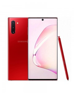 Samsung Galaxy Note 10 | Aura Red | 8GB RAM | 256GB