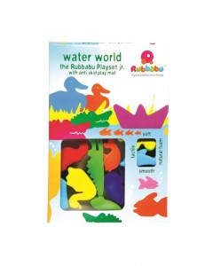 Rubbabu - Water World Play Set