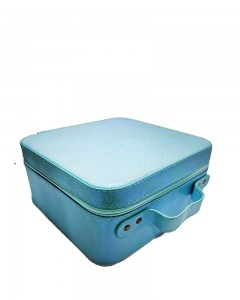 Comet Busters Latest Blue Stylish Makeup Box for Women | Cosmetic Storage Boxes | Vanity Cases